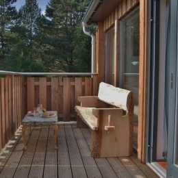 Balcony + Craft Bench 240917