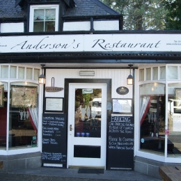 Village Restaurant Andersons